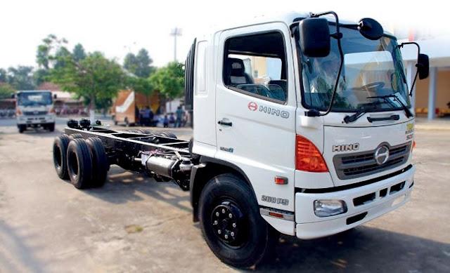 Xe tải Hino Fl 15 tấn