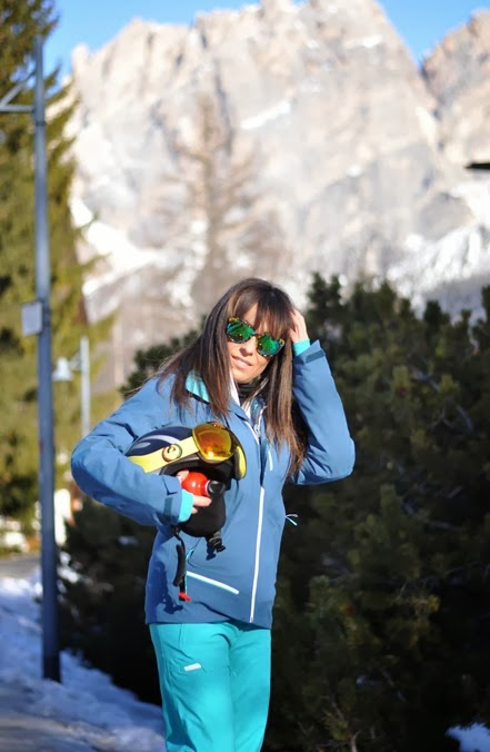 outfit, cortina d'ampezzo, fine settimana a sciare, total look the north face, italian fashion bloggers, fashion bloggers, street style, zagufashion, valentina coco, i migliori fashion blogger italiani