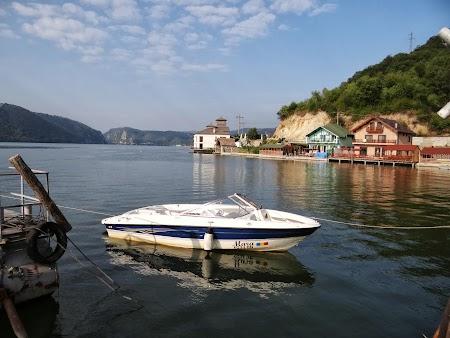 Pe malurile Dunarii