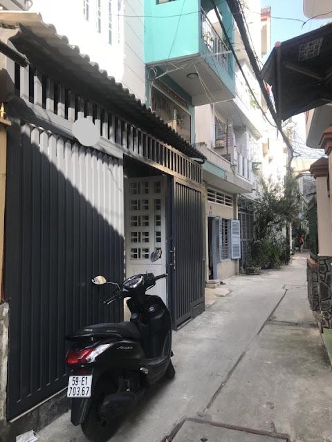 Bán nhà hẻm 2 sẹc Đường Lê Văn Sỹ Quận Phú Nhuận 01