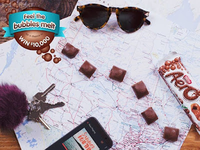 All roads lead to delicious when you bring AERO on your journey