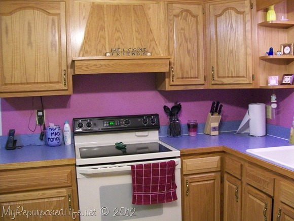 kitchen needs a makeover