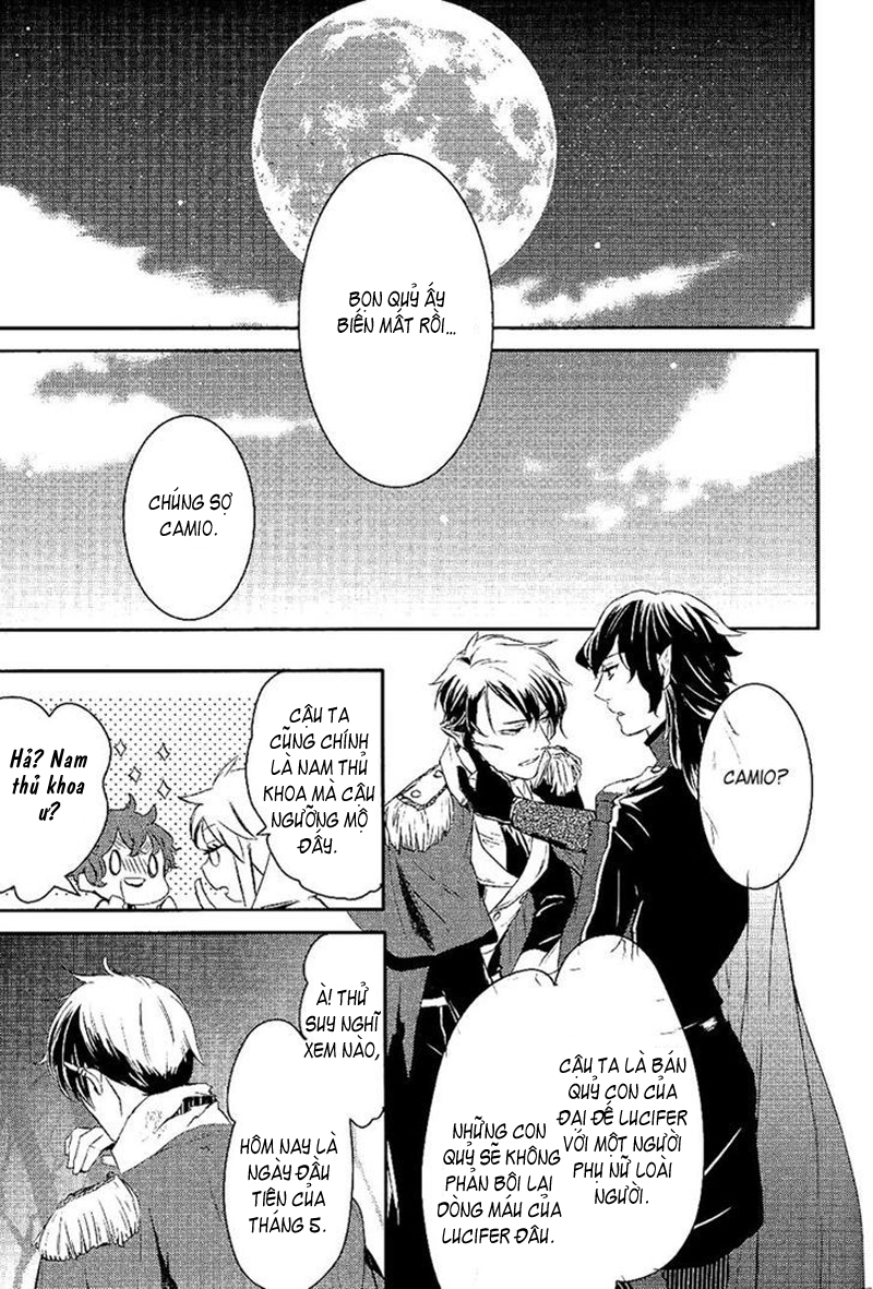 Makai Ouji: Devils and Realist Chap 023