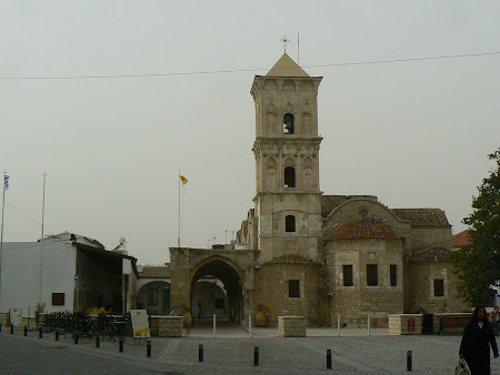 Obiective turistice Larnaca: Catedrala Sf. Lazar