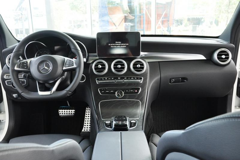 Xe Mercedes Benz C300 AMG New Model 08