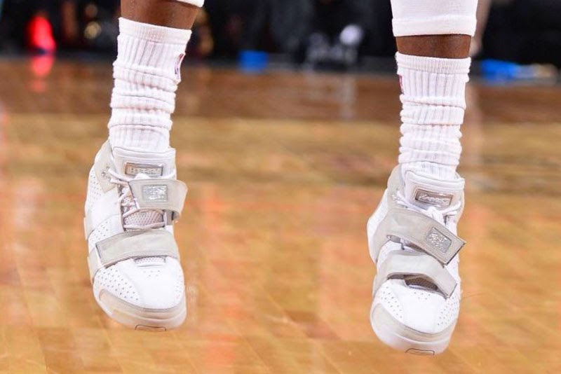 a449291c488bf Eric Bledsoe Wears Nike Zoom 2055 8220Pro City8221 on His Birthday ...