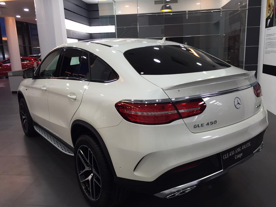 Xe Mercedes Benz GLE 450 AMG Coupe 4Matic 06