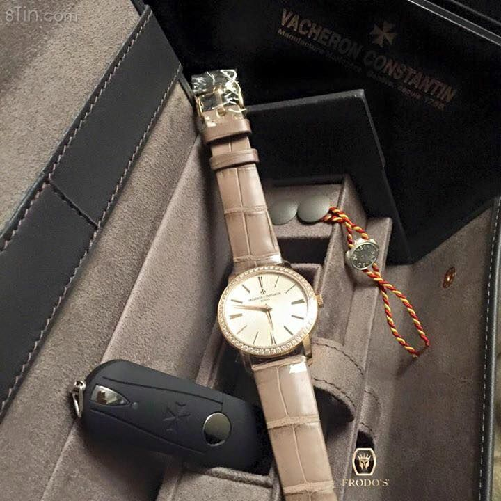 Vacheron Constantin Patrimony Traditionelle 33mm instock, một trong những Model