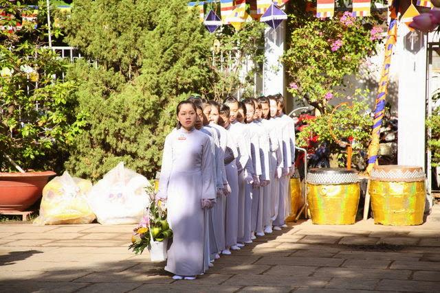IMG 1710 Đại lễ Phật đản PL 2557 tại Tu viện Quảng Hương Già Lam