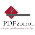 PDFzorro - PDF Editor icon