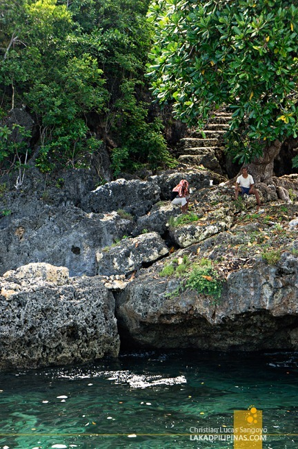 An Old Dock Along Camotes Island