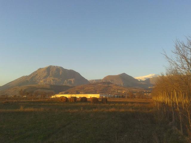 Abruzzo, monti Celano - Nancy Sasso, cultura e territori