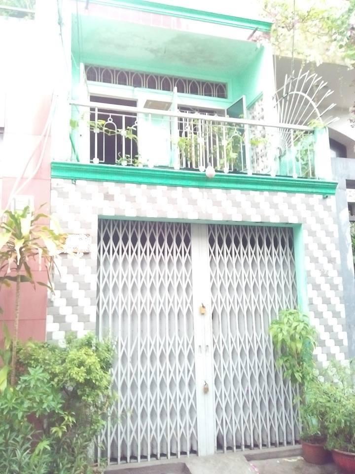 Bán nhà hẻm Quận Tân Phú 08