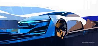 HondaFCEV_Concept