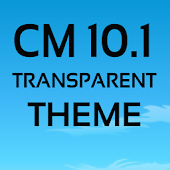 CM10.1 Theme TRANSPARENT UP