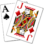 Blackjack para SmartWatch icon