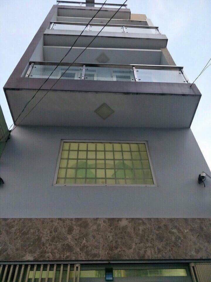Nhà phố Quốc Lộ 1A Bình Hưng Hòa A Bình Tân 05