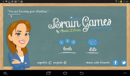 Brain Games by Claudia Estrada