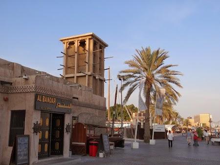 Obiective turistice Dubai: Bastakia
