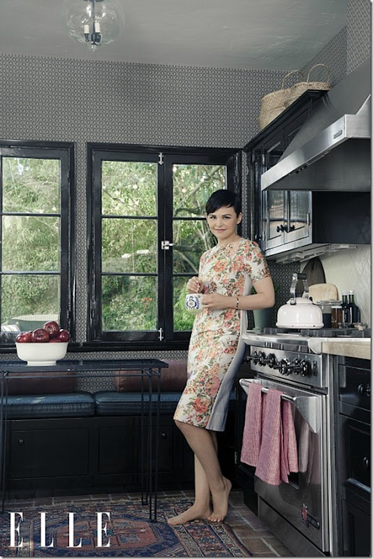 case e interni - Ginnifer-Goodwin -home-in-Hollywood (1)