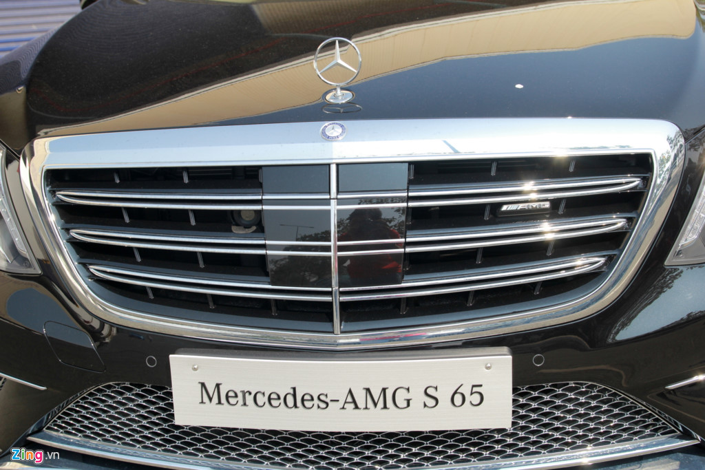 Xe Mercedes Benz S65 AMG New Model 03