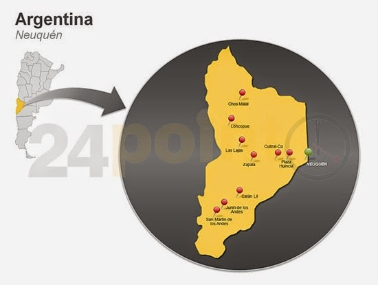 neuquen-argentina-ppt-slide-map
