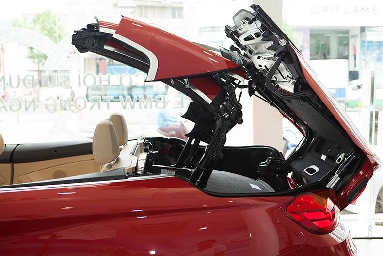 Xe BMW 428i Convertible 011