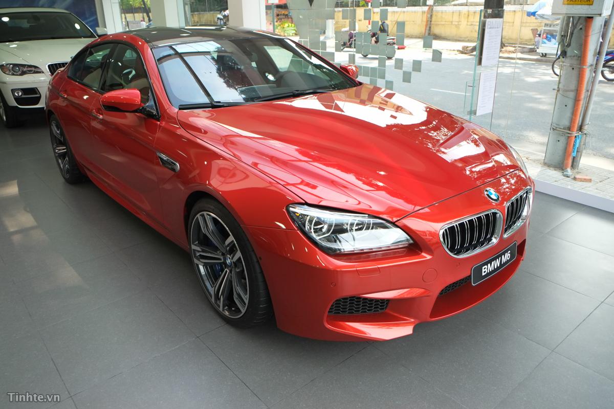 Xe BMW M6 Gran Coupe 01
