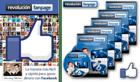 REVOLUCION FAN PAGE [ Curso ] – La manera más fácil y rápida para ganar dinero con Facebook