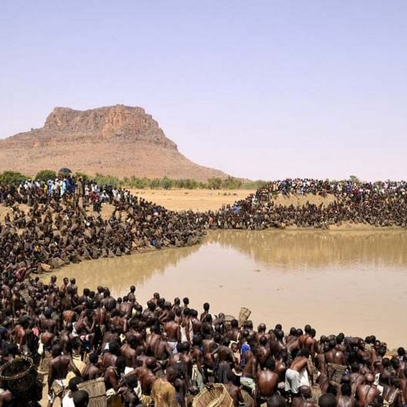 Antogo: Crazy Fishing Ritual in Mali