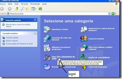 Imagem-xp sem som do dispositivo