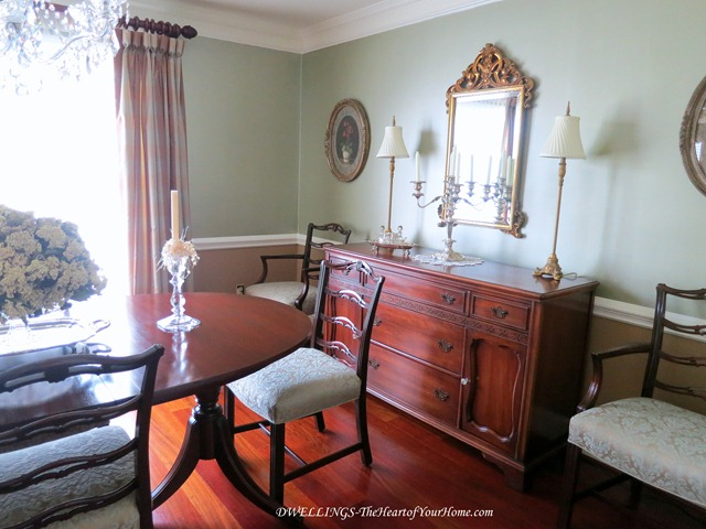 Dining Room Buffet