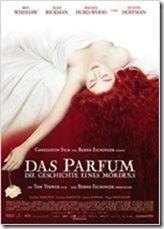 O Perfume - A História de um Assassino - cartaz do filme