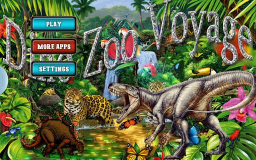 Dino Zoo Voyage