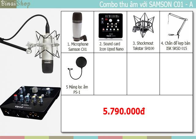 Samson C01