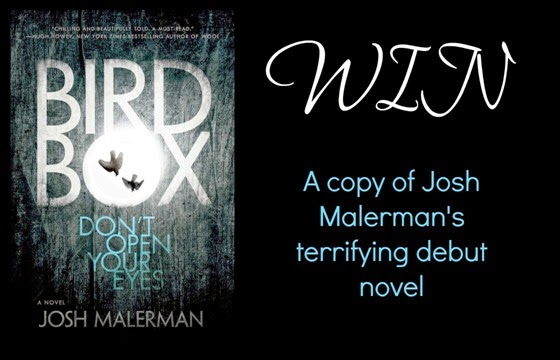Bird Box Josh Malerman giveaway