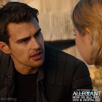 Together we can survive anything Link in comments FourTris Allegiant