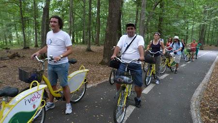 18. Sibiu are piste de biciclete.JPG