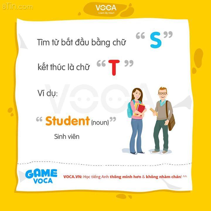 Check Your Vocabulary ;) p/s: Thời gian học MIỄN PHÍ bộ từ