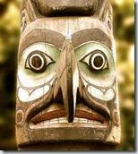 El tótem es aún hoy una forma de representación simbólica que de alguna forma aúna toda la creencia mística del grupo