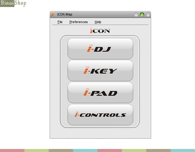 ICON IDJ USB
