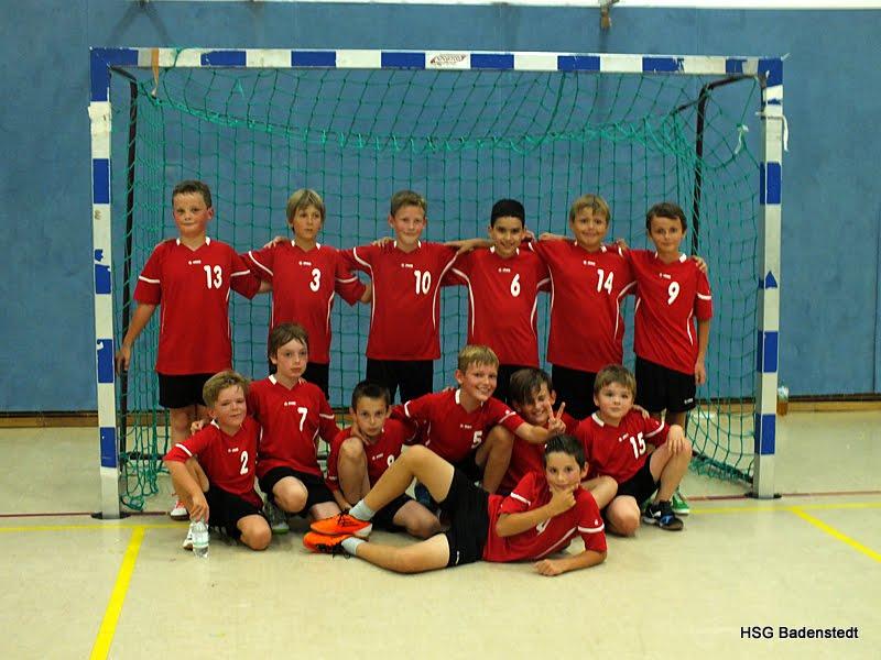 Männliche E-Jugend 2013/2014