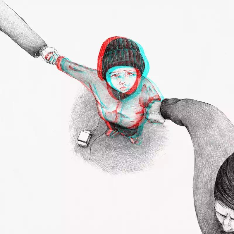 Quá trình hủy diệt một đứa trẻ
