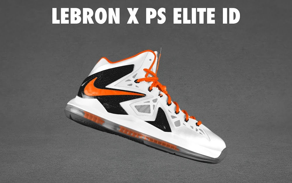 new product 31aef 58820 ... NIKE LEBRON X PS ELITE Coming to Nike iD on April 23rd ...