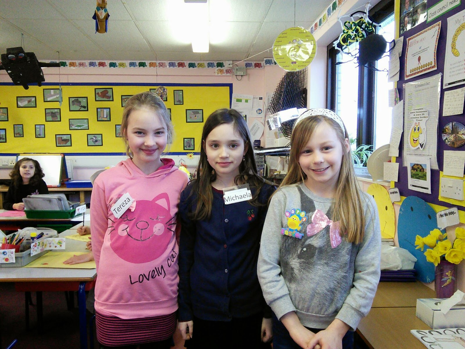 Cromer Junior School: New friends for 4T!