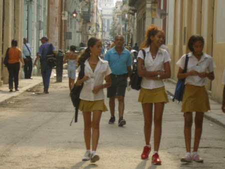 Liceence cubaneze sexy