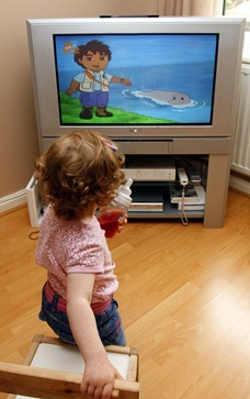 child tv risk