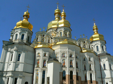 Obiective turistice Kiev: Pecharska Lavra