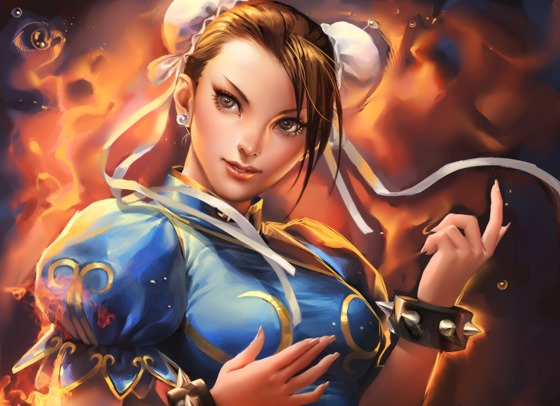 Street-Fighter-Chun-Li-Game