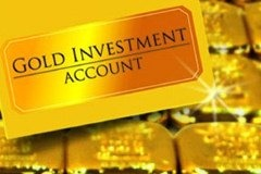 gold investment account